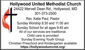 Rev. Katie Paul, Pastor