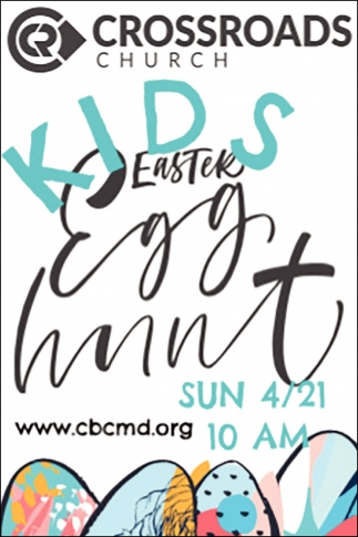 Kids Easter Egg Hunt