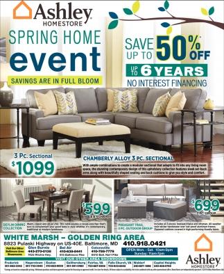 Spring Home Event