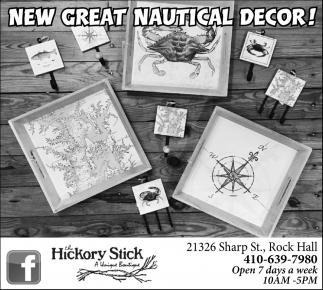 New Great Nautical Decor
