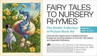 Fairy Tales to Nursery Rhymes