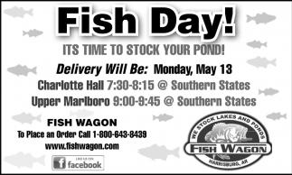 Fish Day!