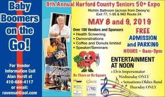 Annual Harford County Seniors 50+ Expo