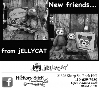 New Friends From Jellycat