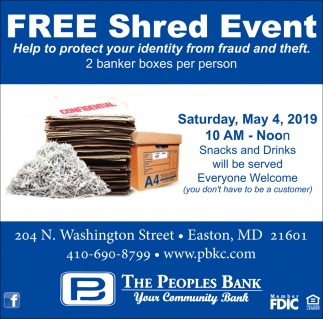 Free Sherd Event