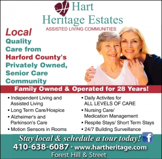 Assisted Living Comunities