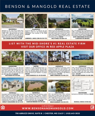 List with the Mid-Shored #1 Real Estate Firm