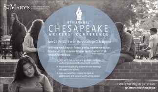8th Annual Chesapeake Writer's Conference