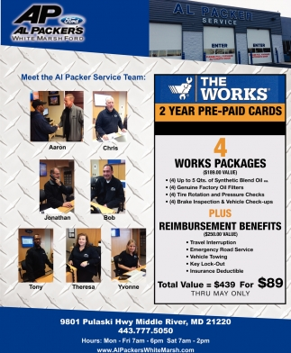 4 Works Packages