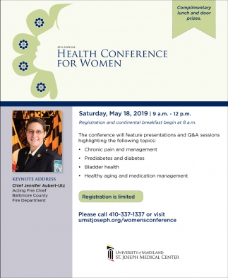 Health Conference for Women