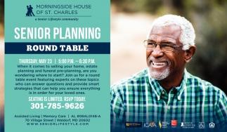 Senior Planning