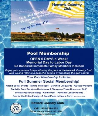 Pool Membership