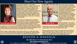 Meet Our New Agents