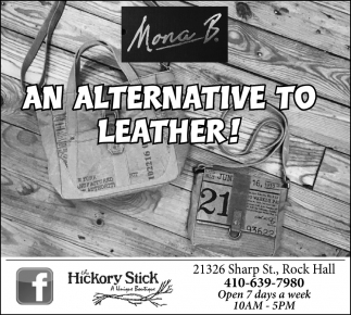 An Alternative to Leather