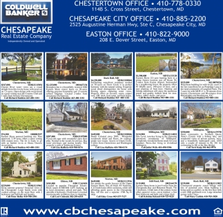 Chesapeake Real Estate