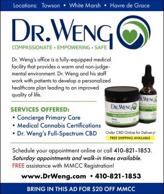 Concierge Primary Care
