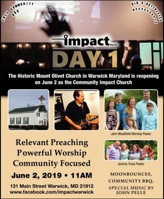 Impact Day 1