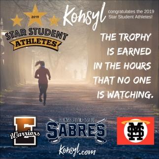2019 Start Student Athletes