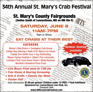 St. Mary's Crab Festival