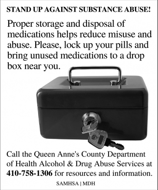 Stand Up Against Substance Abuse