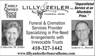 Funeral & Cremation Services Provider