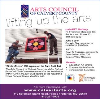 Lifting Up the Arts