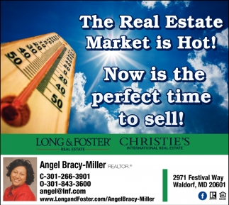 Now is the Perfect Time to Sell!