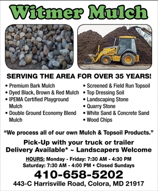 Serving the Area for Over 35 Years!