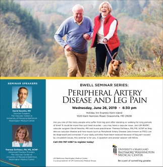 Peripheral Artery Disease and Leg Pain