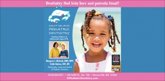 Dentistry that Kids Love and Parents Trust