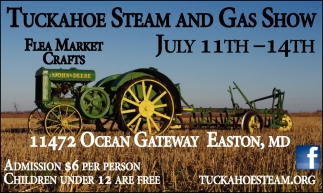 Tuckahoe Steam and Gas Show