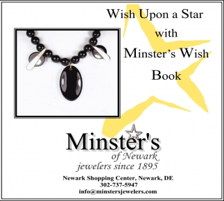 Wish Upon A Star With Minster's Wish Book