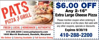 Pizza & Grill