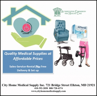 Quality Medical Supplies