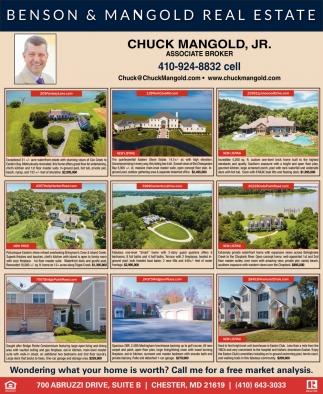 Chuck Mangold
