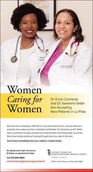 Women Caring for Women