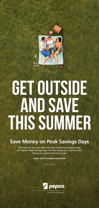 Get Outside and Save this Summer
