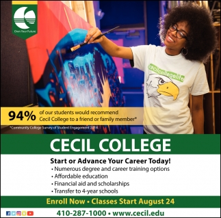 Start or Advance Your Career Today