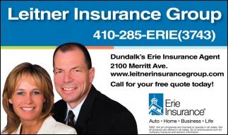 Erie Insurance Agent