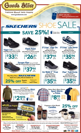 Skechers Shoe Sale
