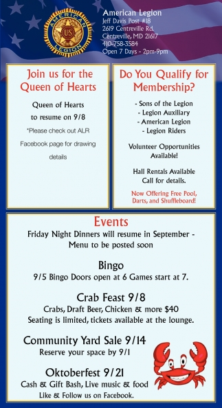 Join Us for the Queen of Hearts
