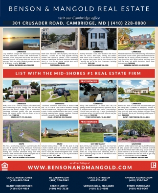Mid-Shores #1 Real Estate Firm