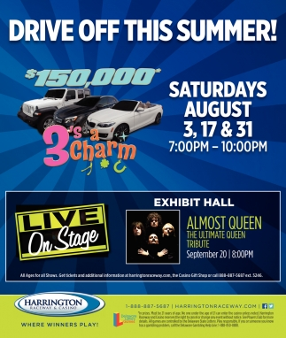 Drive OFF this Summer