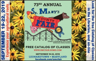 73rd Annual St. Mary's County Fair