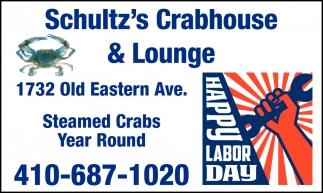 Steamed Crabs Year Round