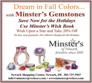 Dream In Fall Colors...