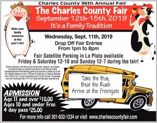 Charles County 94th Annual Fair