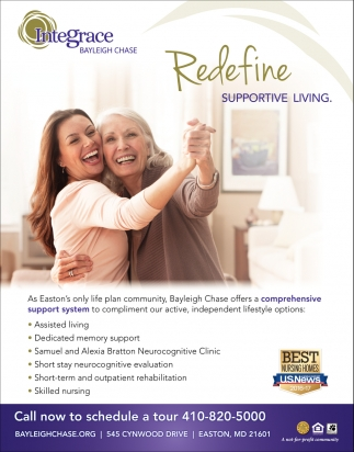 Redefine Supportive Living