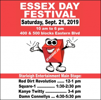 Essex Day Festival