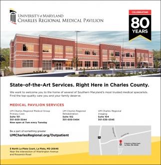 Medical Pavilion Services